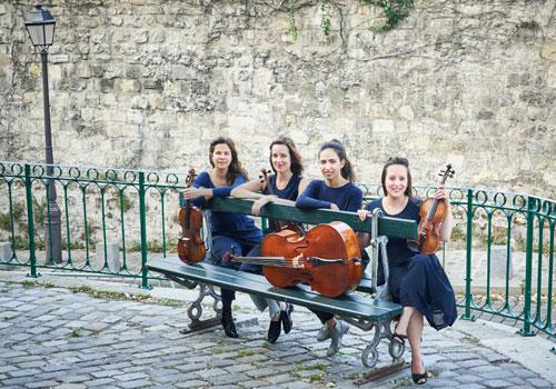 Quatuor Zaïde - Official Site